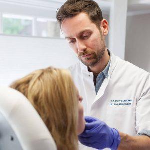 Cosmetische kliniek botox filler body clinic Bart Biermans