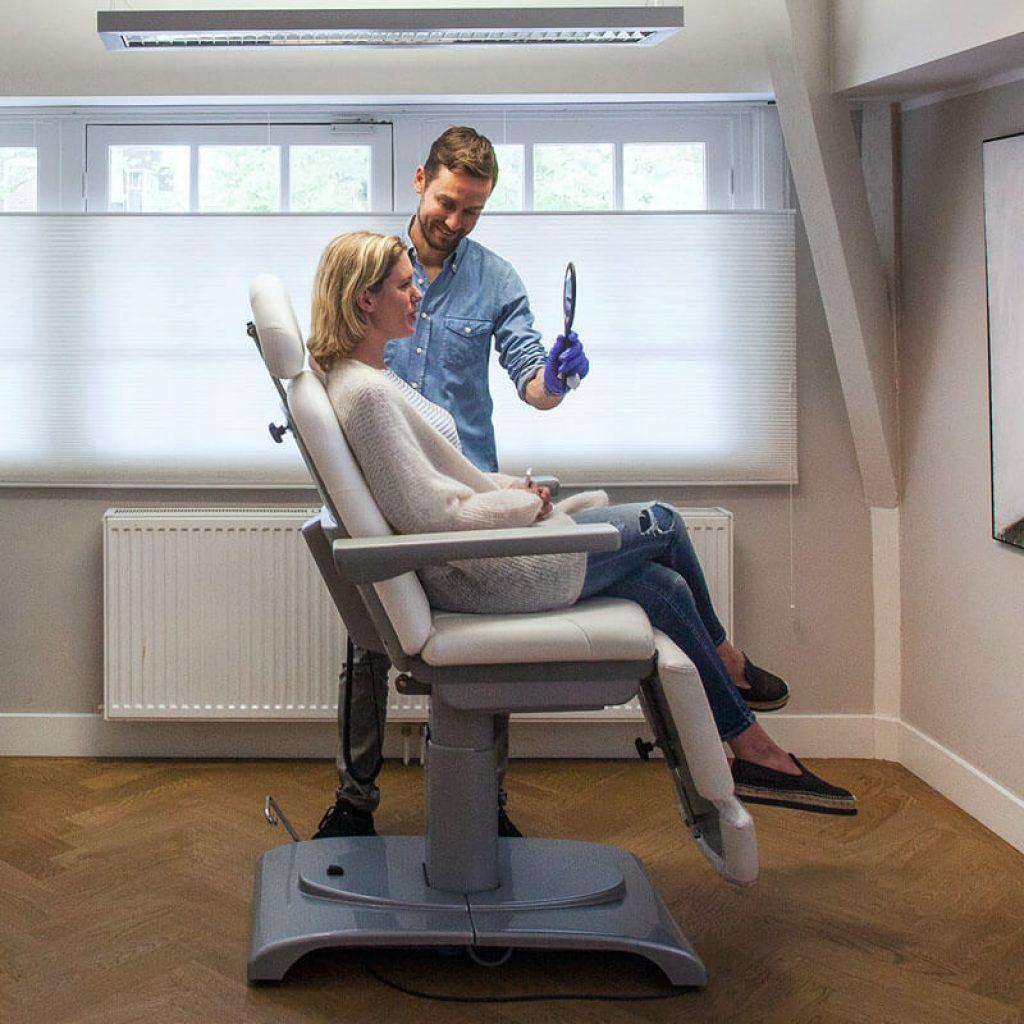 Behandeling Cosmetische kliniek botox filler resultaat
