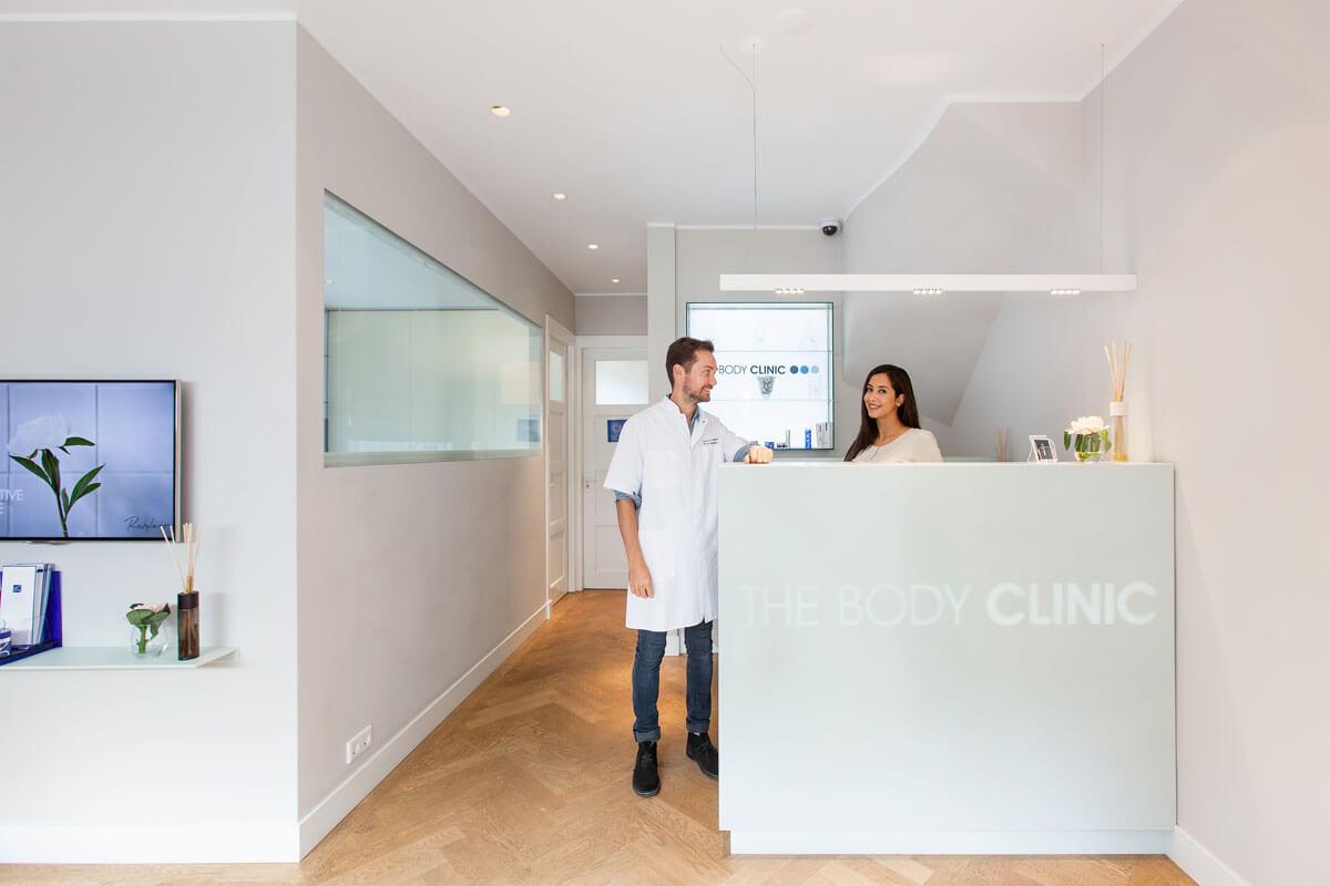 Bart Biermans Body Clinic Amsterdam