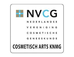 logo cosmetisch arts knmg b